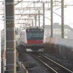 京葉線の混雑状況(コロナ影響下、朝ラッシュ、現場調査、葛西臨海公園→新木場)