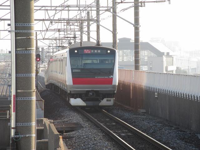 E233系(新木場)