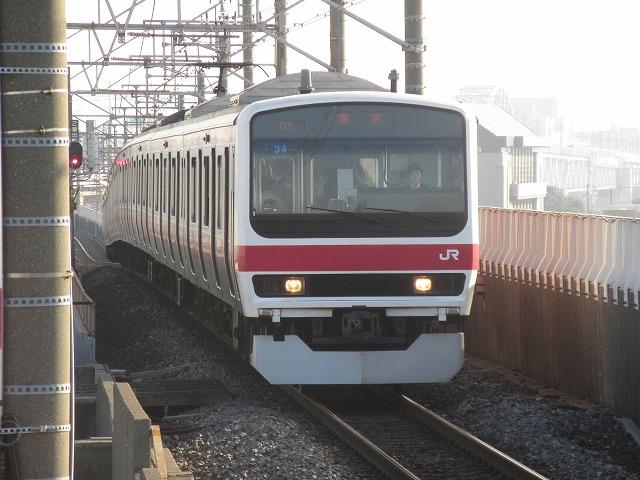 209系(新木場)