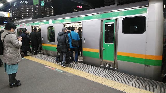 E231系(赤羽)