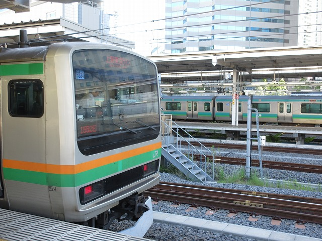 E231系(品川)