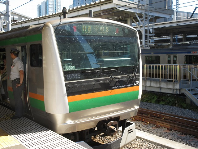 E233系(品川)