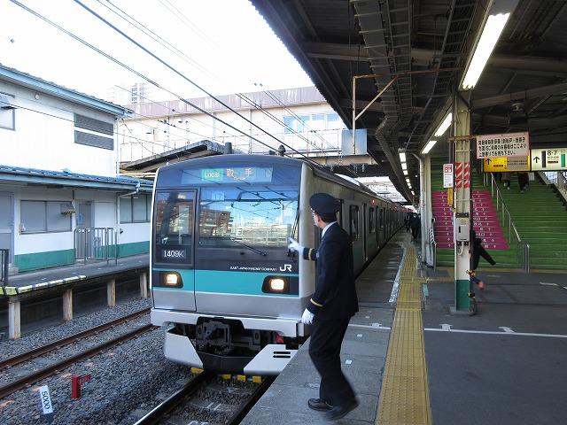 E233系2000番台(松戸)