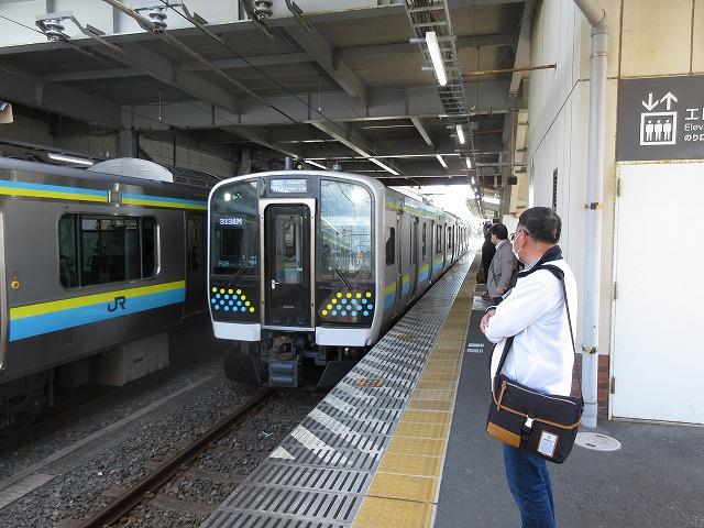 E131系(館山)