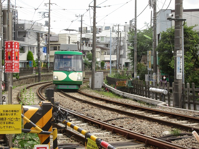 東急300系(下高井戸)