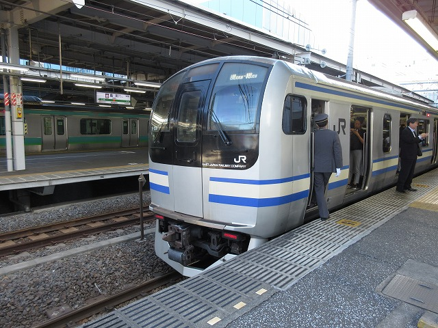 E217系(品川)