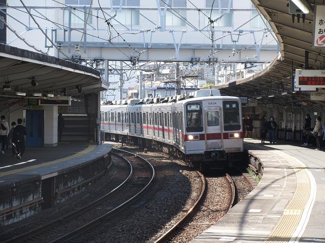 東武10030系(下板橋)