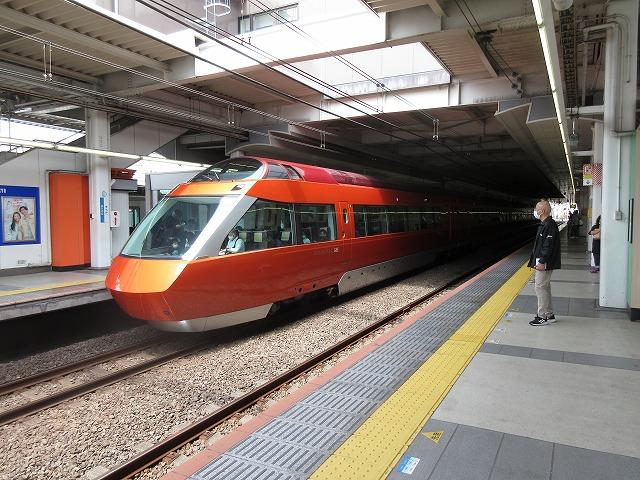 小田急70000形(町田)