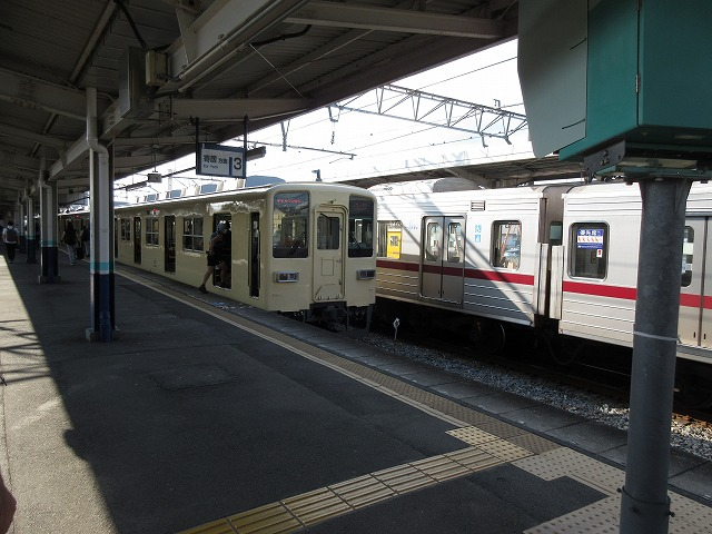 東武8000系(小川町)