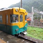 富山地方鉄道での宇奈月温泉への旅(21年夏)