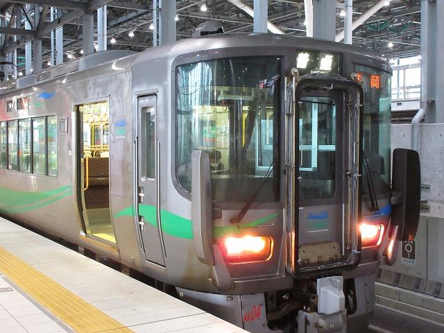 521系電車(富山)